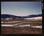 Valley of Chacon, Mora County, N[ew] Mex[ico] Stock Photos