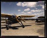 Civil Air Patrol Base, Bar Harbor, Maine Stock Photos