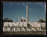 Southland Paper mill, Kraft (chemical) pulp used in making newsprint, Lufkin, Stock Photos