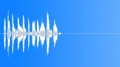 Cartoon Chatter 08 - sound effect