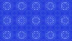 Kaleidoscope effect Stock Footage
