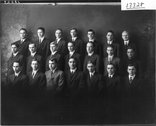 Miami University Adelphic Association 1914 Stock Photos