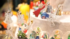 Christmas gifts Stock Footage