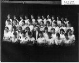 Miami University Madrigal Club 1916 Stock Photos