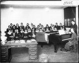 Miami University Madrigal Club 1919 Stock Photos