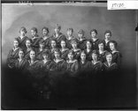 Miami University Kappa Tau Sigma chapter 1917 Stock Photos