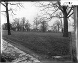 Prospective building site 1912 Stock Photos