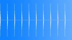 knock on wood - clockworks 3 - 1 sec ticks one pitch- 10 sec loop - sound effect