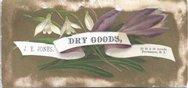 J. E. Jones Dry Goods Stock Photos
