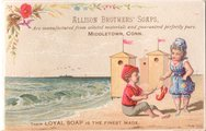 Allison Brothers' Soaps Stock Photos