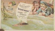 Dr. Kilmer's Ocean-Weed Heart Remedy Stock Photos