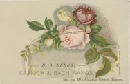 Kranich & Bach Pianos Stock Photos