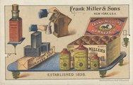 Frank Miller & Sons Stock Photos