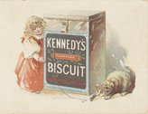 Kennedy's Champion Biscuit Stock Photos