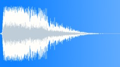 flame thower short burst b 05 - sound effect