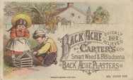 Carter Medicine Co. Stock Photos