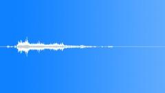 barbed wire bundle drop 01 - sound effect