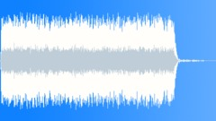 Flame thower medium burst 05 Sound Effect