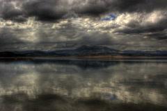 Antero Reservoir Timelapse Stock Footage