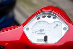Speedometer. Stock Photos