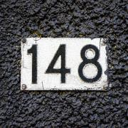 Number 148 Stock Photos