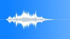 Robotic Machine Engaged Sound Effect