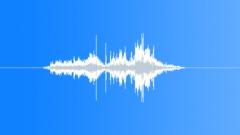 Robotic Crank Sound Effect