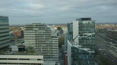 Skyline Amsterdam 2 Stock Footage