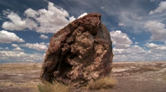 Stock Video Footage of Petrified Forest National Park