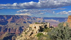 Grand Canyon Zoom In 4K Stock Footage