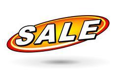 Sale icon Stock Illustration