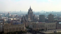 Moscow - Cityscape 2 Stock Footage