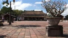 Vietnam Temple Stock Footage
