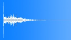 Stone impact stone 1 Sound Effect