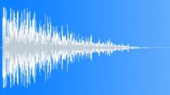 Suspense Bom Sound Effect
