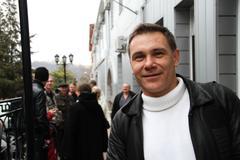 Stock Photo of ecologist evgeny vitishko