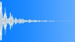 Sci-Fi Pulse Grenade Blast 1 Sound Effect