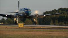 Douglas DC-3 Stock Footage