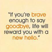 Inspirational motivating quote on paper background Kuvituskuvat