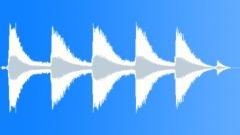 Clock Pendulum Hit - 1 - sound effect