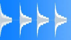Retro Alert Sound - 4 Pack  Sound Effect