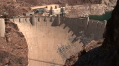 Stock Video Footage of Boulder Dam Hoover Dam