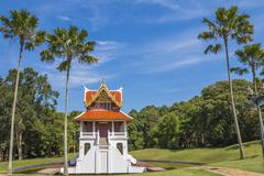 "Stock Photo of ""wat yansangwararam"" ; pattaya , thailand"