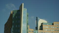 Modern Architecture Amstelveen 2 Stock Footage