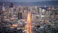 Stock Video Footage of Downtown San Francisco
