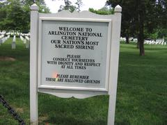 """Arlington"" National Monument Stock Photos"