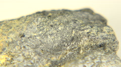 Stock Video Footage of Closer View of Carbon Graphite
