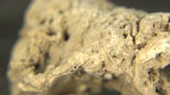 Calcareous Tufa Limestone Stock Footage