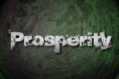 Stock Illustration of prosperity concept