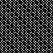 Black and white marijuana leaf and dollar symbol pattern repeat background Stock Illustration